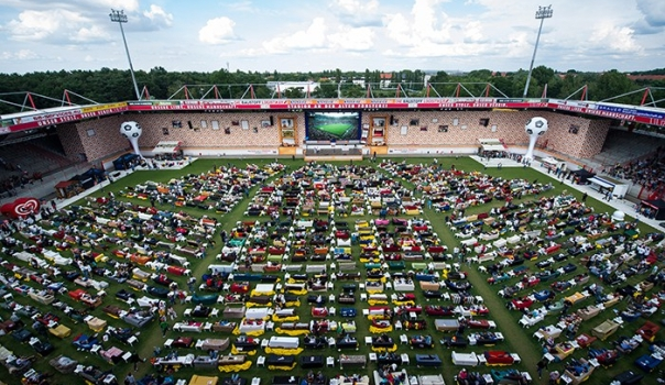 World Cup 2014 - Public Screening Berlin